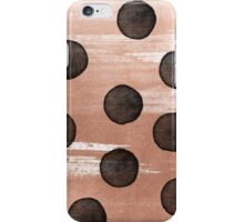 rose gold #2 iPhone Case/Skin