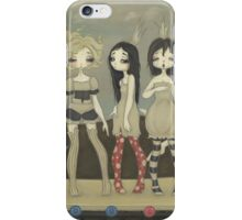 The Princess Train iPhone Case/Skin