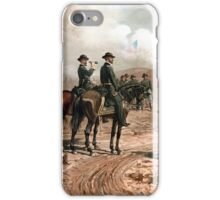 The Siege Of Atlanta -- Civil War  iPhone Case/Skin
