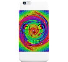 Psychdelic Skull iPhone Case/Skin