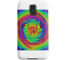 Psychdelic Skull Samsung Galaxy Case/Skin