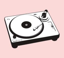 Turntable.  Kids Clothes