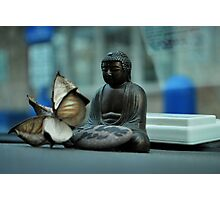 Buddha of  the traveler  Photographic Print
