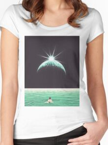 Parturition Women's Fitted Scoop T-Shirt