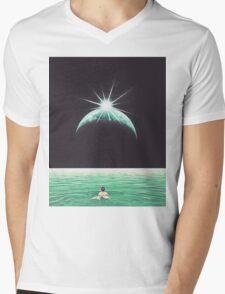 Parturition Mens V-Neck T-Shirt