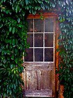 Knock knock! by Ali Brown
