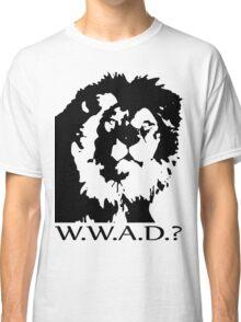 W.W.A.D.? Classic T-Shirt