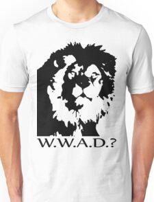 W.W.A.D.? Unisex T-Shirt