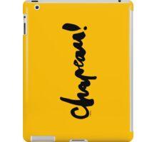 Chapeau! iPad Case/Skin
