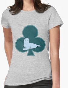 Seal Club'n Womens Fitted T-Shirt
