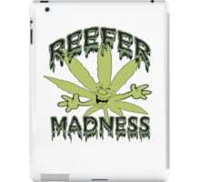Reefer Madness iPad Case/Skin