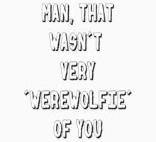 Werewolfie things Kids Clothes