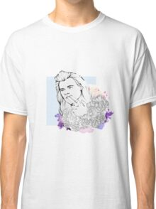 Flower Harry Classic T-Shirt