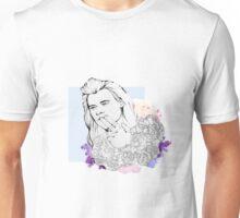 Flower Harry Unisex T-Shirt