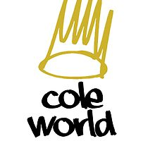 Cole World by andrewlawlor