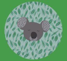 koala love Kids Clothes
