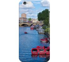The River Ouse. iPhone Case/Skin