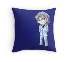 Edo Phoenix  Throw Pillow