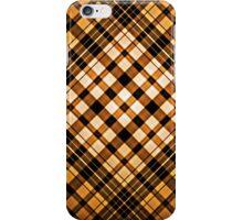 Warm Check  iPhone Case/Skin