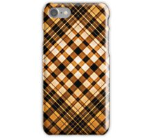 Warm Check  iPhone Case/Skin