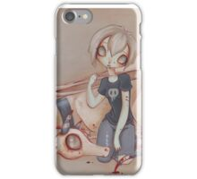 Giselle and Scourge iPhone Case/Skin