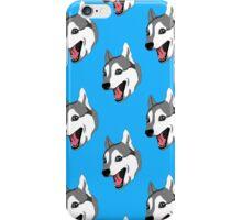 Happy Husky iPhone Case/Skin