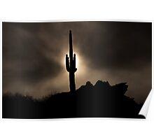 Desert Aura Poster