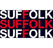 SUFFOLK Photographic Print