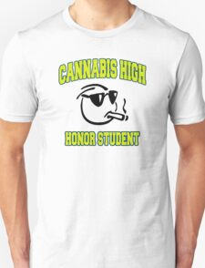 Cannabis High T-Shirt
