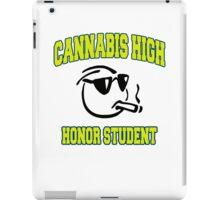 Cannabis High iPad Case/Skin