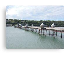 Bangor Pier Canvas Print
