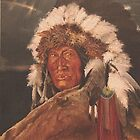Sioux Chief by Peggy Selander