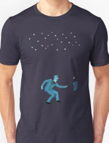 Yeats catches Falling Star T-Shirt