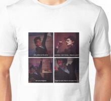 """""""they're not even french!"""" Unisex T-Shirt"""