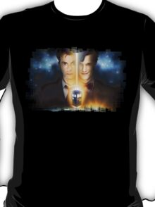 Doctor Who - Tennant & Smith  T-Shirt