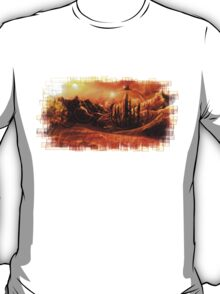 Doctor Who - Gallifrey & Doctor's Name T-Shirt