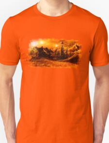 Doctor Who - Gallifrey & Doctor's Name Unisex T-Shirt