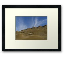 dune in june Framed Print