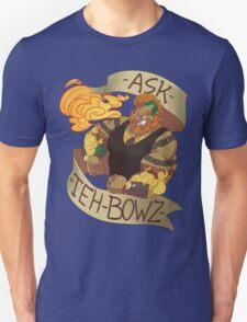 Ask-The-Bowz 1st anniversary design-Tank Unisex T-Shirt