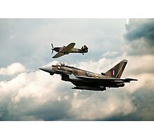 249 Squadron Legend Photographic Print
