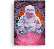 Buddhism Zen Canvas Print