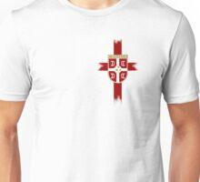 Serbian Soccer I Unisex T-Shirt