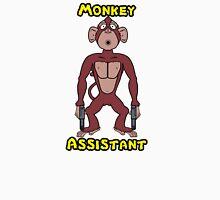 Monkey assistant - pout #1 Unisex T-Shirt
