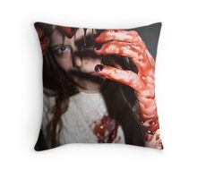 The Painful Regret Throw Pillow