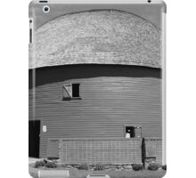 Route 66 - Round Barn iPad Case/Skin