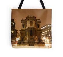 St Mary Le Strand Tote Bag