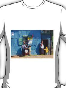 Street SHOP in Nairobi, KENYA T-Shirt