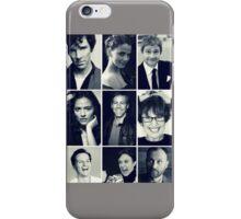 sherlock cast iPhone Case/Skin