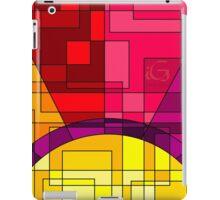 Geometric Rays  iPad Case/Skin