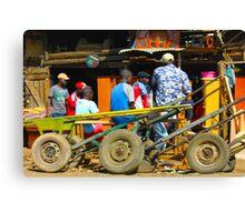 Furniture Shop with Transport Service in Nairobi, KENYA Canvas Print